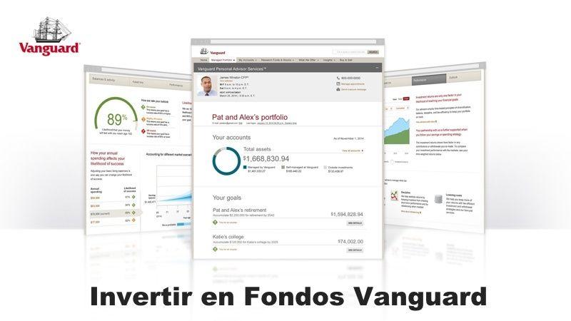 Invertir en Fondos Vanguard